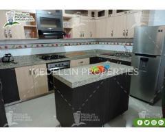 -Apartamentos en renta en Envigado Cód: 4784