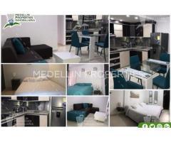 -Apartamentos Vacacional en Medellín Cód: 4846.