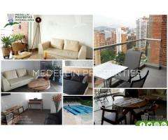 Apartamentos en Arriendo Poblado Cód: 4852