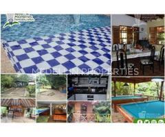 Fincas en Antioquia para Alquilar - Código:4399