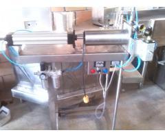 dosificadora selladora cortadora de liquidos y viscosos Marmitas peladoras de Pollos Refinador