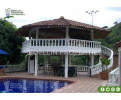 Alquiler de Fincas por Días en Antioquia-San Jerónimo Cód: 4442