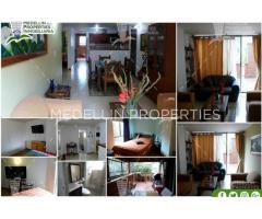 Apartamentos en arriendo Medellín Cód: 4434.