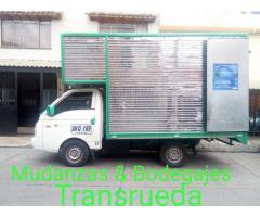 Mudanzas y Trasteos Locales y Nacionales