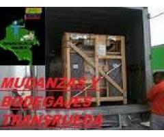 guacales sobre medida y transportes