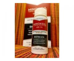Minoxidil 7% Biotina