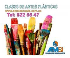 CLASES GRUPALES DE DIBUJO Y PINTURA- a partir de los 7 años-