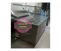 autoservicio con sistema de frita maleta licorera portatil estufas industriales