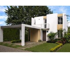 Vendo linda casa campestre en Robles del castillo $380.000.000