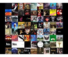 Vendo Álbumes de ROCK, PUNK, METAL Y Sus Sub Géneros SOLO SOACHA NO ORIGINAL