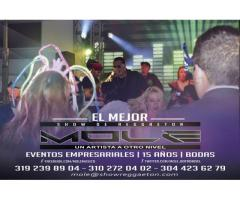 Mole - Show De Reggaeton - Grupos De Reggaeton 2018