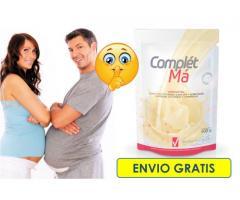 Complet Ma suplemento para Embarazadas prenatal acido folico