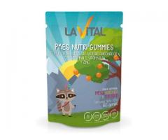 vitaminas en Gomitas  Sin Azucar - La vital - gomas para niños