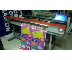 Impresión digital de alta resolución 1440 dpi (Roland)