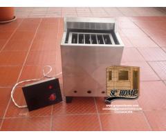 Fabricamos Generadores de calor para sauna