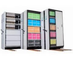 Mantenimiento y venta de archivos rodantes