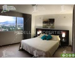 Apartamentos Amoblados en Alquiler Medellín Cód: 4698