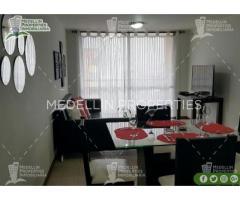 Apartamentos Amoblados en Alquiler Medellín Cód: 4678