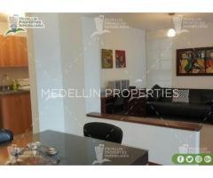 Apartamentos Amoblados en Alquiler Medellín Cód: 4677