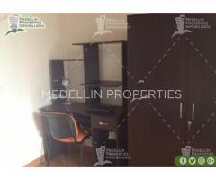 Apartamentos Amoblados en Alquiler Medellín Cód: 4674