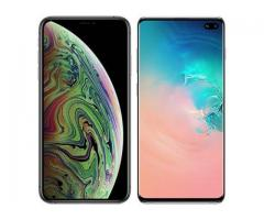 PayPal y Bancaria Apple iPhone XS XS Max/Samsung S10 S10 Plus al por mayor precio