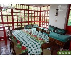 Casa Finca Amoblada en San Jerónimo Cód: 4466