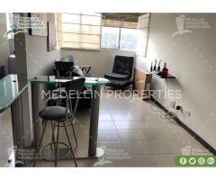 Barato Arriendo de Apartamentos Amoblados Medellín Cód: 4897