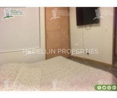 Barato Arriendo de Apartamentos Amoblados Medellín Cód: 4889