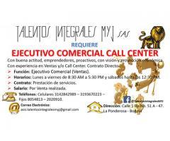 ASESORES CALL CENTER VENTAS