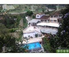 Casa Finca Amoblada en Barbosa Cod: 4928