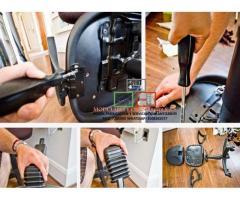 mantenimiento correctivo de sillas