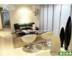 Apartamentos Amoblados Economicos en Envigado Cód: 4624