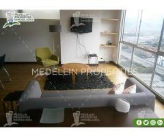 Económico Alojamiento Amoblado en Medellín Cód: 4616