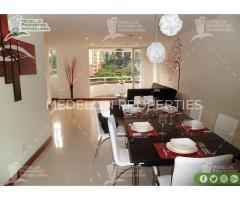 Apartamentos y Casas Vacacional en Medellín Cód: 4586