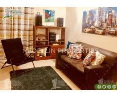 Alquiler Temporal de Apartamentos en El Poblado Cod: 5082