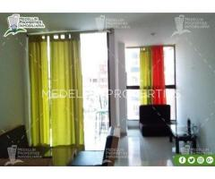Furnished Apartment for Rental Medellín Cod: 5049