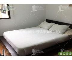 Apartamentos y Casas Vacacional El Poblado Cod: 5034