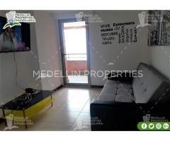 Alojamientos Empresariales y Turísticos en Medellín Cód.: 4972