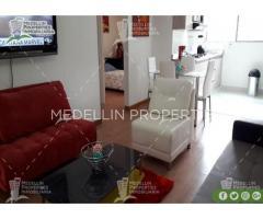 Aptos Amoblados en Renta en Medellin Cod: 5071