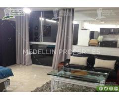 Apartamentos Amoblados en Alquiler El Poblado Cod: 5072*