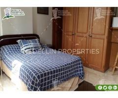 Apartamentos Amoblados en Alquiler El Poblado Cod: 5040*