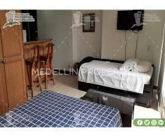 Apartamentos Amoblados en Alquiler en El Poblado Cod: 5040