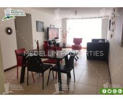 Apartamentos Amoblados en Alquiler El Poblado Cod: 5022*