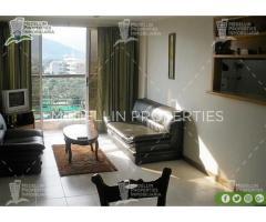Apartamentos Amoblados Por Mes en Medellín Cód: 4138