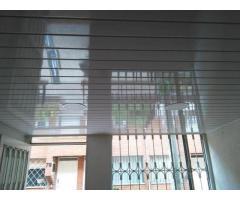 Cielo Raso en PVC y Drywall