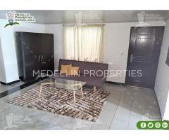 Alquiler Temporal de Apartamentos en Medellín Cód.: 4940*