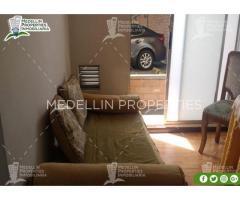 Alquiler Temporal de Apartamentos en Medellín Cód.: 4923*