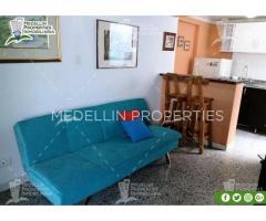 Alquiler Vacacional de Amoblados en Medellín Cód: 4241*