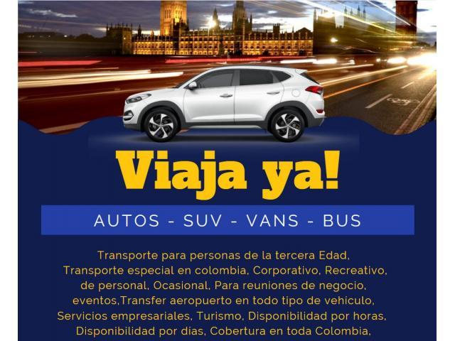 transporte-de-ejecutivos-a-nivel-nacional-bogota-cali-medellin-villavicencio-bucaramanga 3143637131 - 3/4