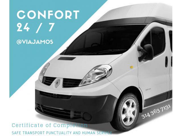 transporte-de-ejecutivos-a-nivel-nacional-bogota-cali-medellin-villavicencio-bucaramanga 3143637131 - 4/4